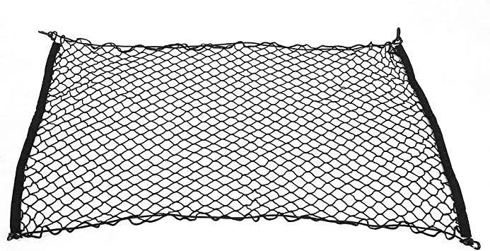 Red El/ástica Del Cargo Del Tronco Soporte De La Malla De La Red Del El/ástico Del Equipaje Del Tronco De La Parte Posterior Del Coche De Los 70 120cm Universal