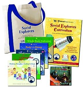 We Thinkers! Series Volume 1 Social Explorers Curriculum