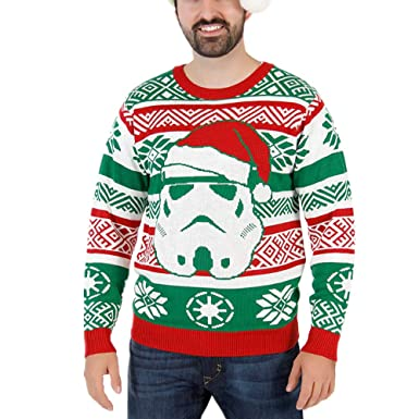 44f7a485fe5 QSEVEN Joyeux Noël Sweat Jumper Ugly Unisexe De Noël Père Noël Elk Motif  Femmes Pull À