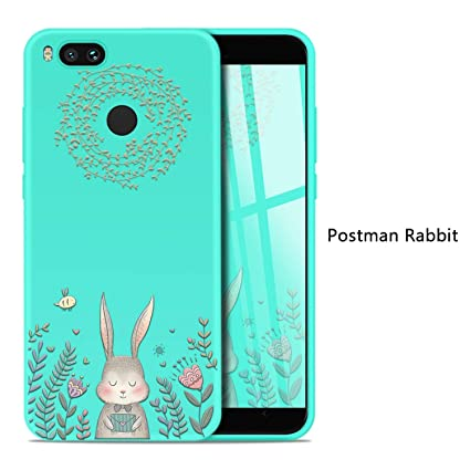 Amazon.com: Cartoon - Carcasa para Xiaomi Mi A1 (silicona ...