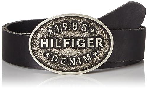 Tommy Jeans Thd Plaque Belt, Cintura Donna