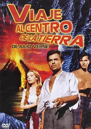 Viaje Al Centro De La Tierra J Verne Dvd Amazon Es Varios Cine Y Series Tv