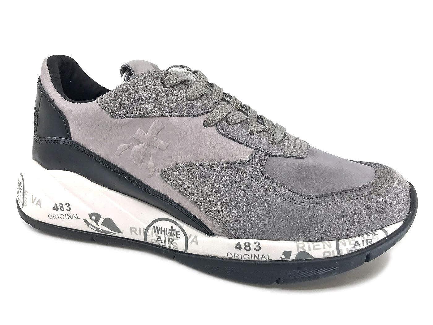 8fecac1a26 PREMIATA Scarlett 3485 Sneaker Donna Grigio Grey, 40: MainApps ...