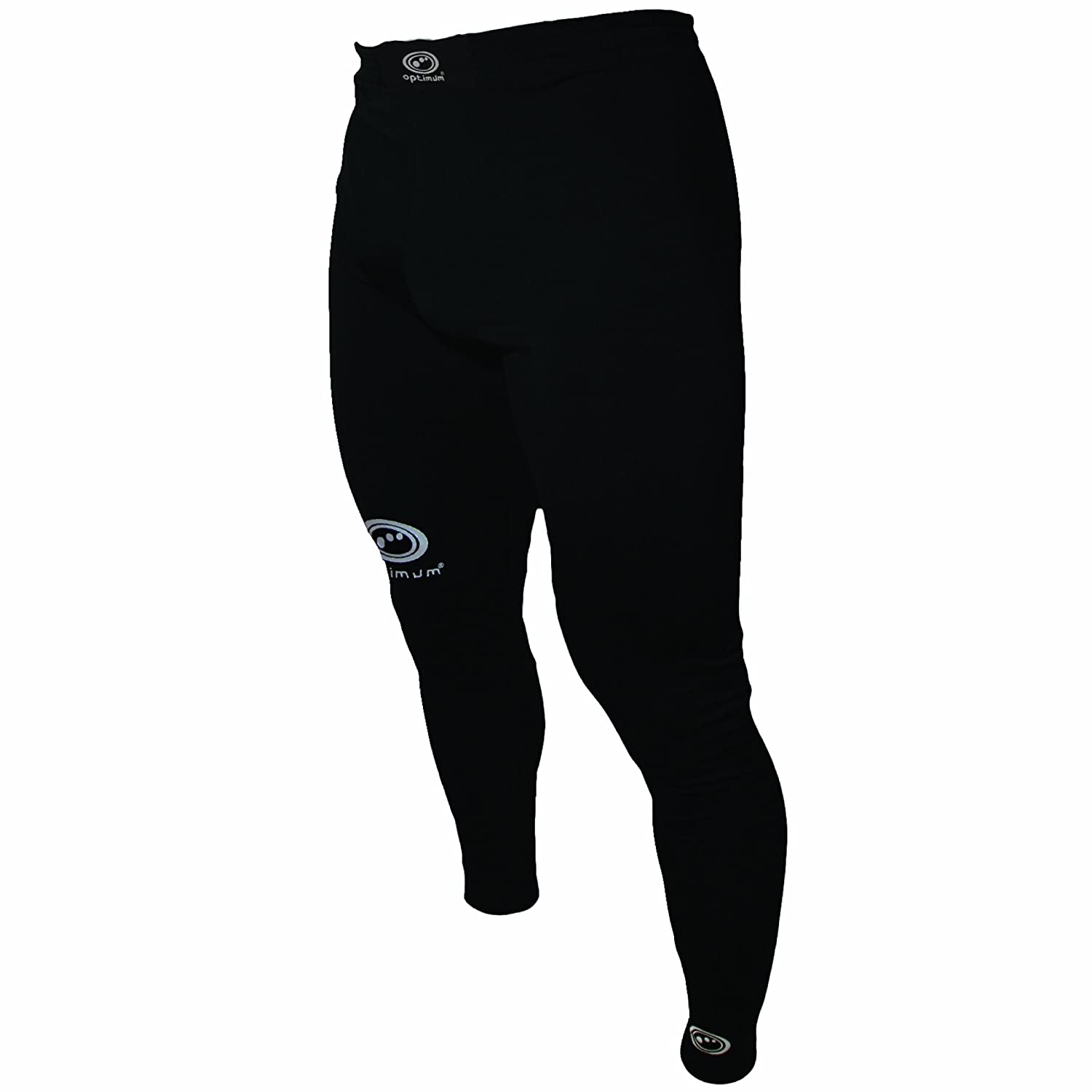 Optimum Unisex Junior Thinskin Longs Rugby Leggings