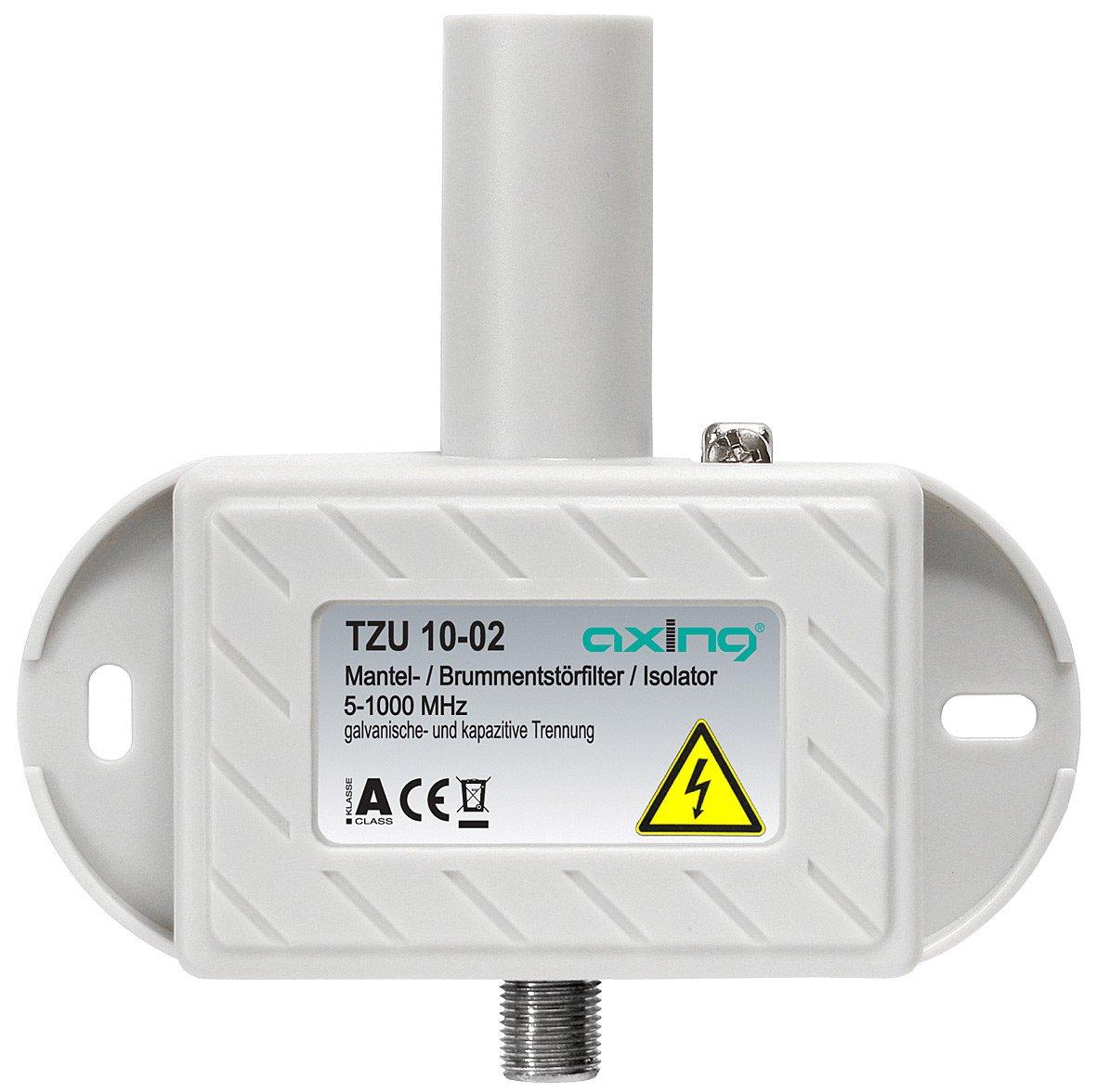 Axing TZU 10-02 - Núcleo de ferrita (5-862 MHz)