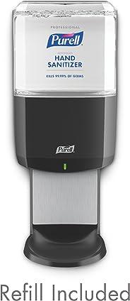 PURELL Professional Advanced Hand Sanitizer ES6 Starter Kit, 1- 1200 mL Hand Sanitizer Foam Refill + 1- PURELL ES6 Graphite