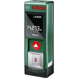 Bosch PLR 15 - Medidor láser/detector