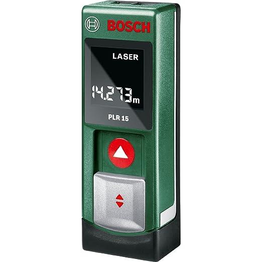 130 opinioni per Bosch PLR 15 Distanziometro Laser