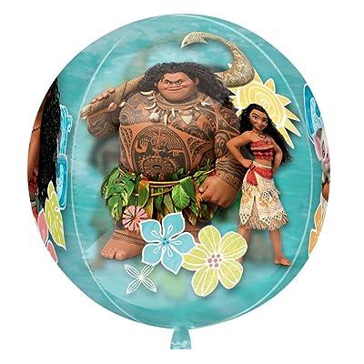 Anagram Disney Moana Orbz Foil Balloon: Home & Kitchen