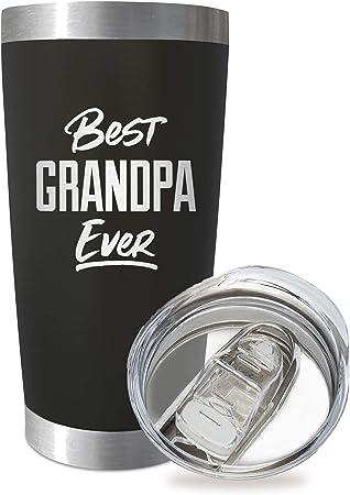 Best Grandpa Ever Insulated Mug