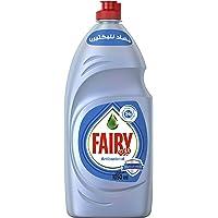 Fairy Platinum Antibacterial Dishwashing Liquid Soap, 1.05 L, Special Offer