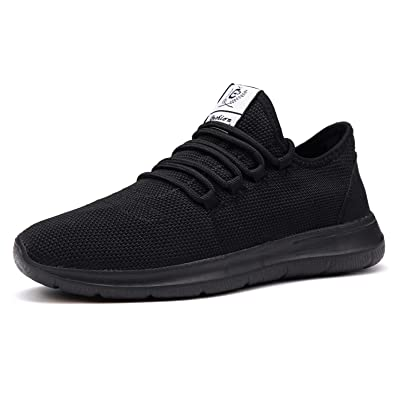 new style 2a66b 2ae79 XUNMU Men's Walking Shoes Mesh Casual Athletic Shoes Running Shoes  Lightweight Breathable Fashion Sneakers