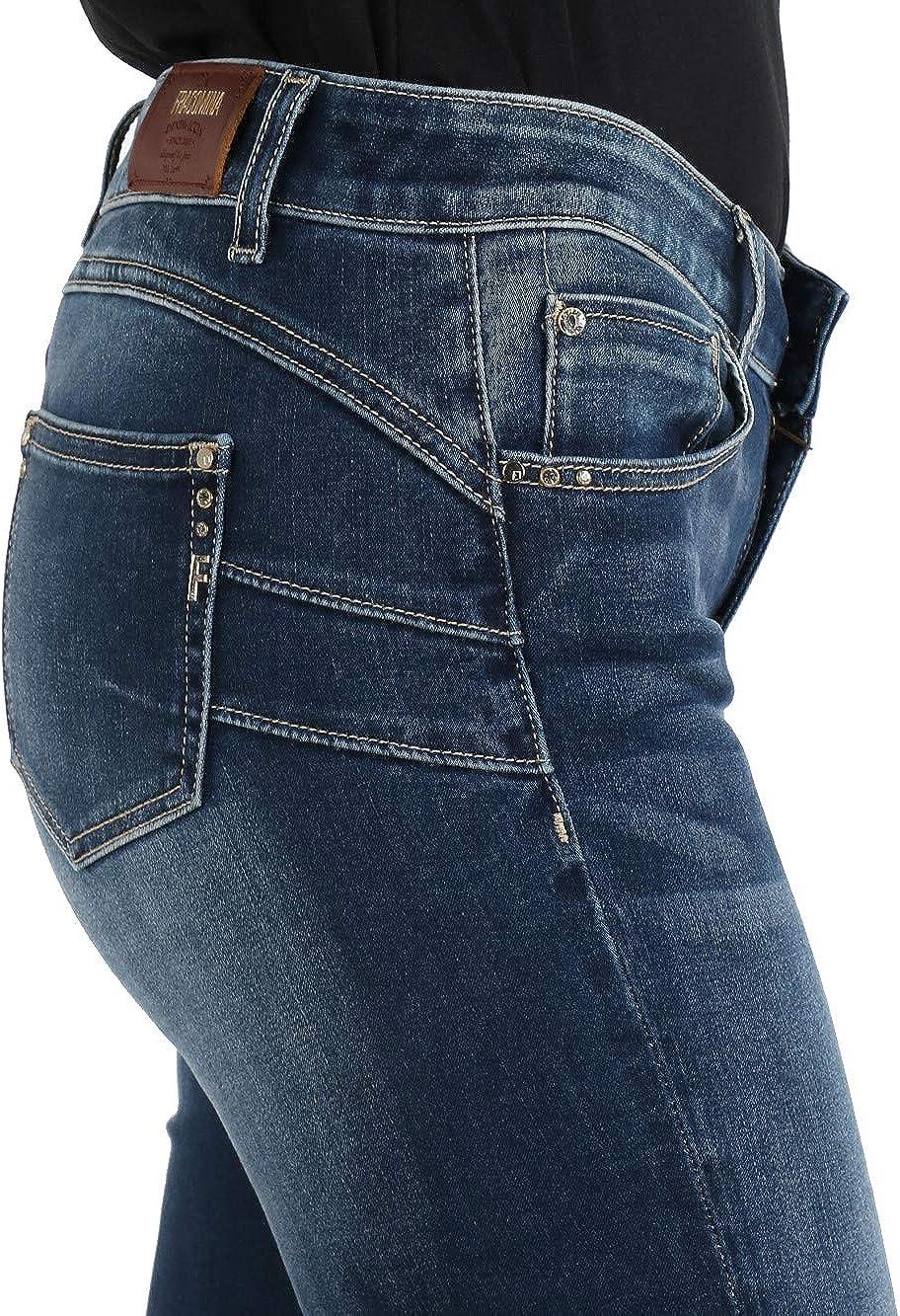 Fracomina Jeans Donna Shape UP Skinny SPJTINA10
