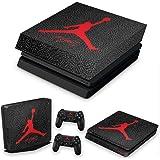 Capa Anti Poeira e Skin para PS4 Slim - Air Jordan Flight