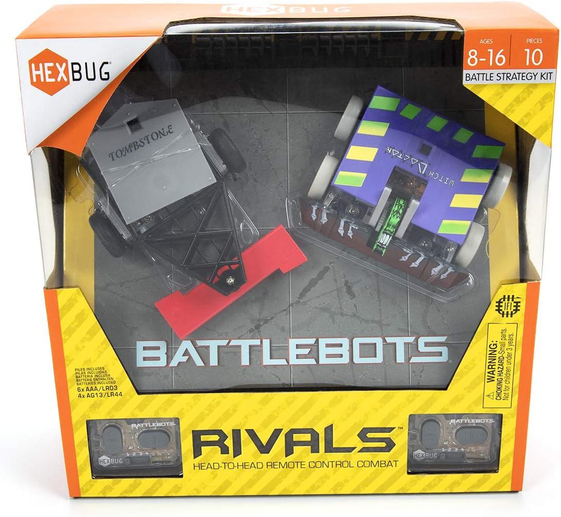 Amazon.es: HEXBUG- BattleBots Rivals (Innovation First 413-5127)