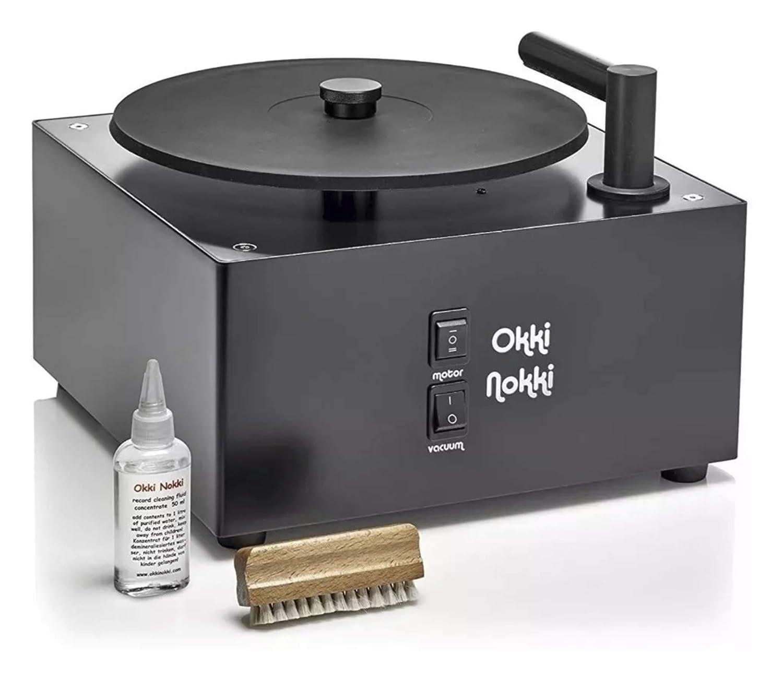 Okki Nokki RCM Record Cleaning Machine Black by OKKI NOKKI: Amazon ...
