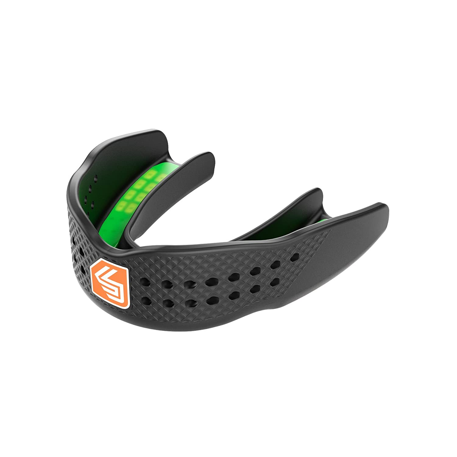 Shock Doctor Mouthguard SuperFit – Easy-Fit Strap/Strapless mouthguard