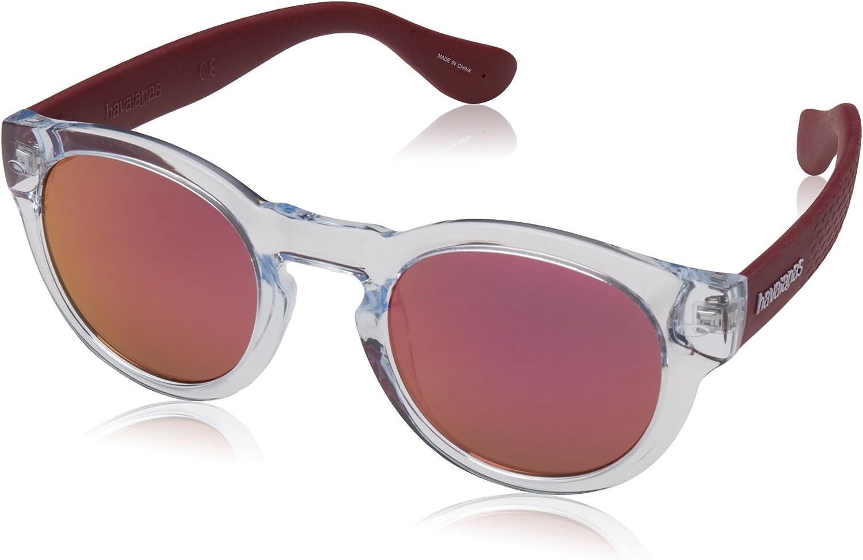 Havaianas TRANCOSO/M VQ 22K 49 Gafas de sol, Rojo (Cry Burgundy Grey), Unisex Adulto