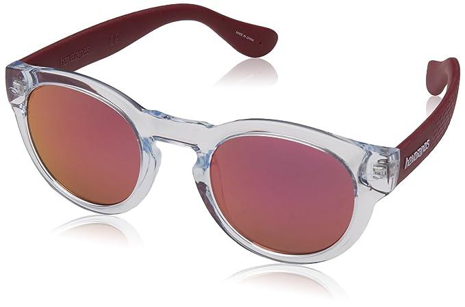 Havaianas TRANCOSO/M VQ 22K 49, Gafas de Sol Unisex Adulto, Rojo (