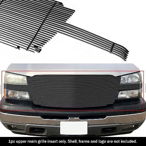 Amazon.com: APS (BGC - Rejilla de acero inoxidable: Automotive