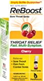 ReBoost Throat Relief Spray, 0.68 Ounce