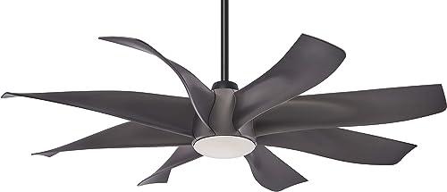 60 Minka Aire Dream Star Graphite Steel LED Ceiling Fan