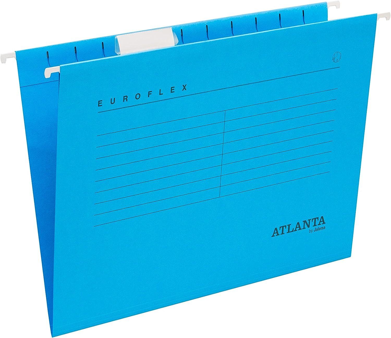 formato A4 Cartella sospesa Euroflex Jalema 2652742600 25 pezzi colore: Blu