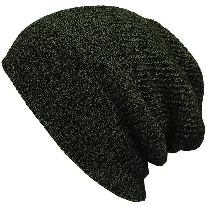 e0000ef74c1 Image Unavailable. Image not available for. Color  Pinsparkle Cotton Beanie  Slouch Cap Ski Baggy Hip-hop Winter Hat Unisex