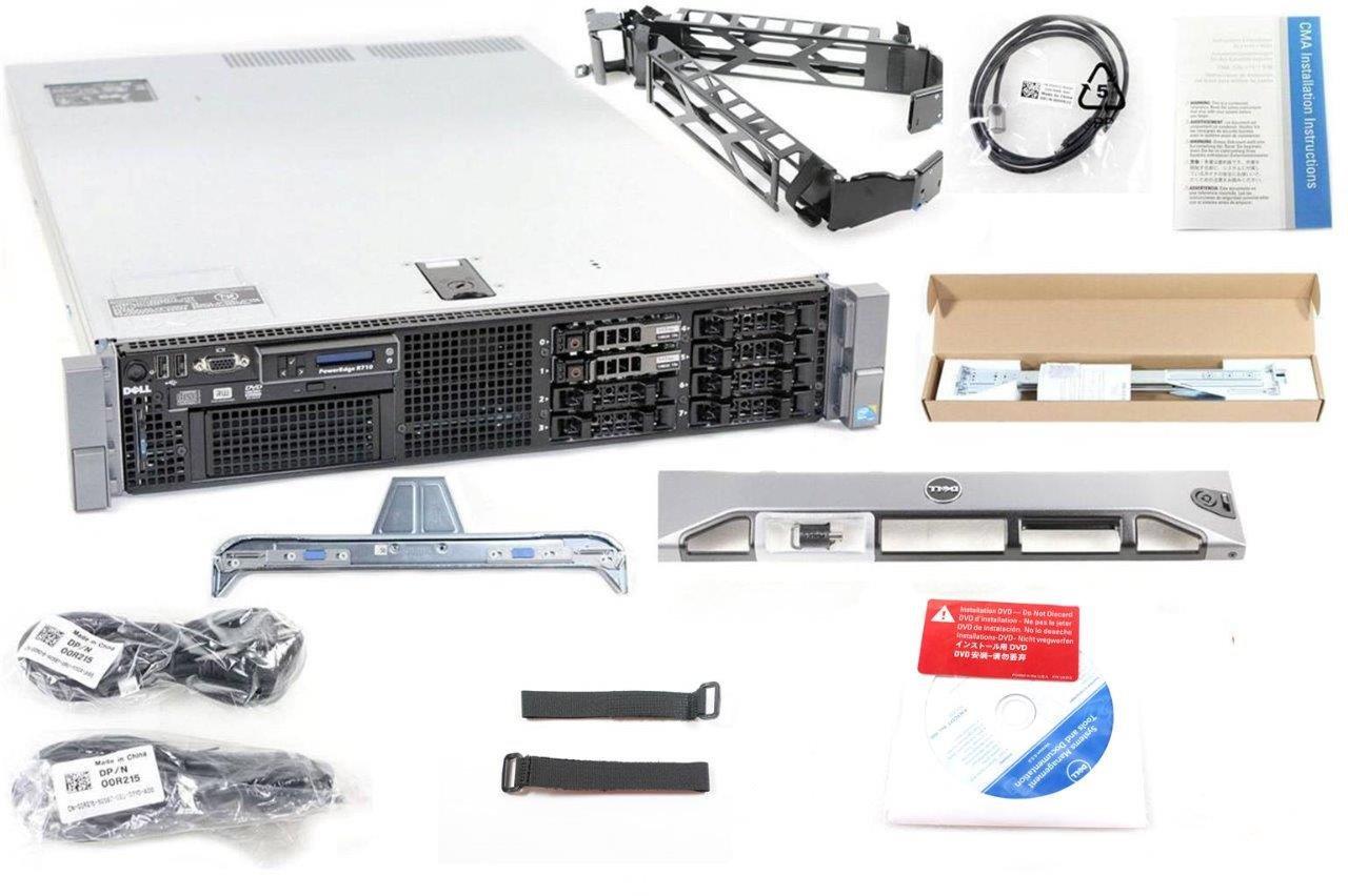Amazon com: Dell PowerEdge R710 Dual Intel Xeon 2 53 E5630