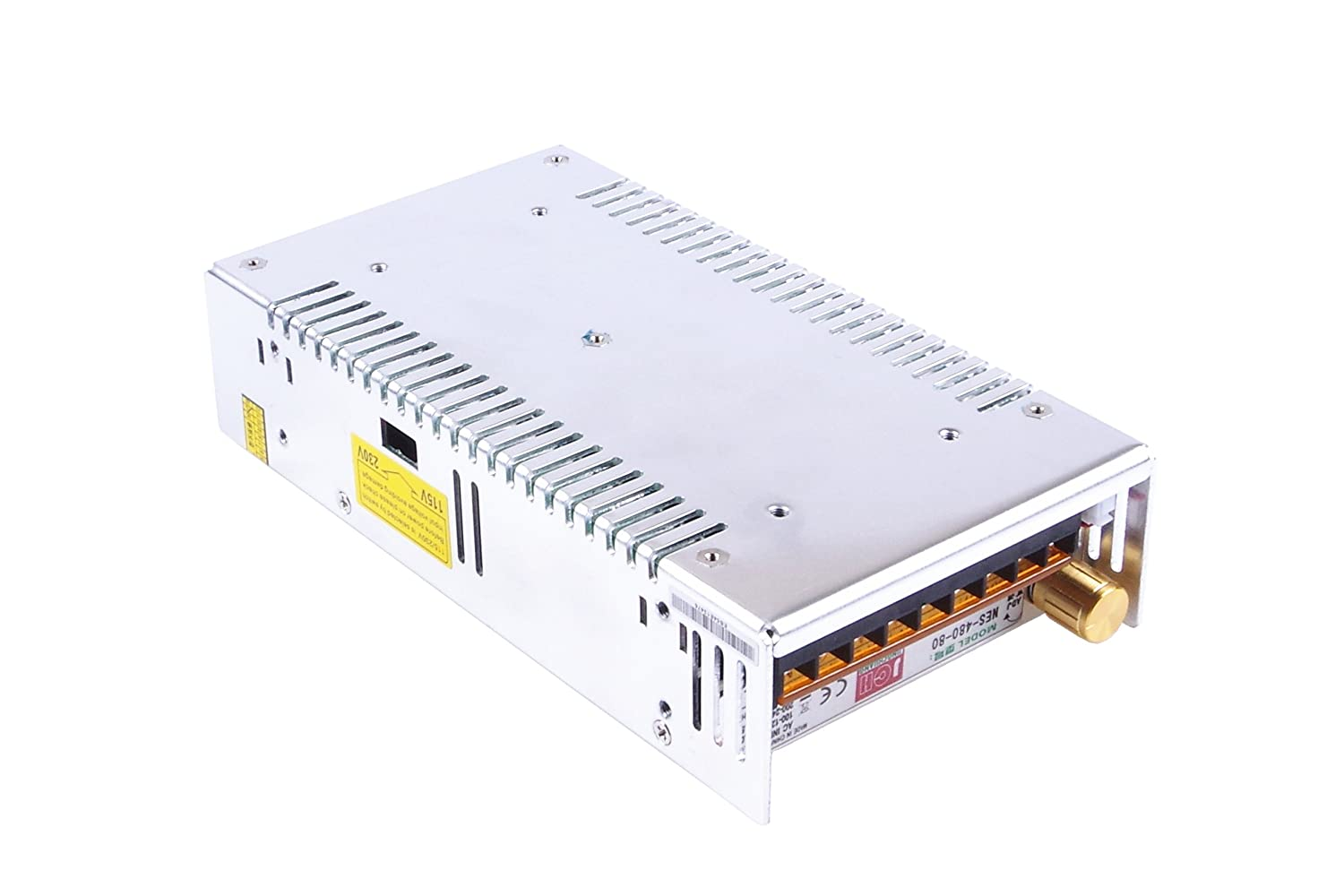 Lm Yn Dc 0 48v 10a Adjustable Switching Power Supply Laboratory 24v 4a Industrial Grade High Precision Stability Ce Rohs For Control