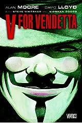 V for Vendetta Paperback