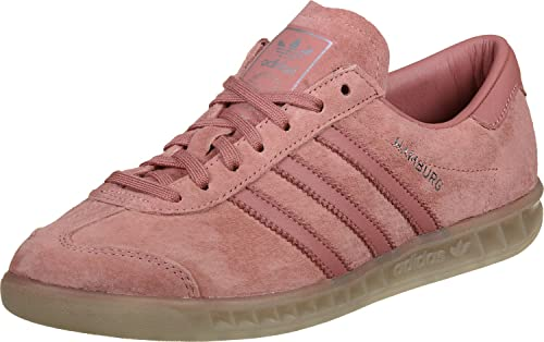 huge discount c8966 4c3aa Zapatillas adidas - Hamburg rosa rosa marrón talla  44-2 3  Amazon.es   Zapatos y complementos