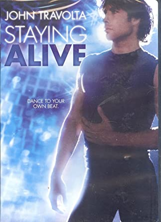 Amazon com: Staying Alive (Widescreen Edition): John
