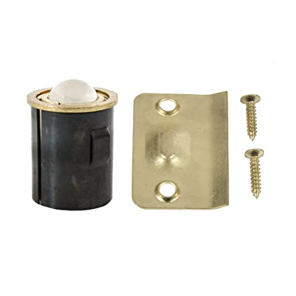 Ultra Hardware 61760 Drive In Bullet Ball Catch Entry Door Lever