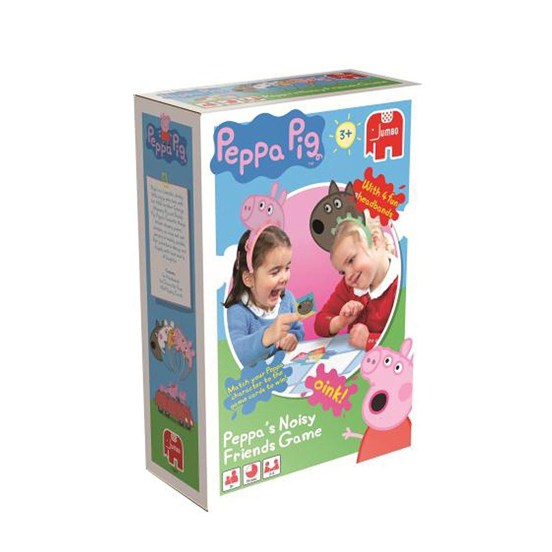 Jumbo Spiele - Juego de cartas Peppa pig, de 2 a 4 jugadores ...