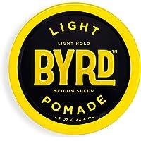 BYRD Hairdo Products Pomade, Light, 1.5 oz