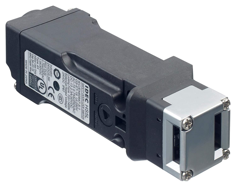 idec hs5l vf7y4m g safety interlock switch w solenoid hs5l series rh amazon com