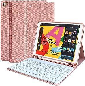 iPad Keyboard 8th Generation Keyboard Case for iPad 10.2
