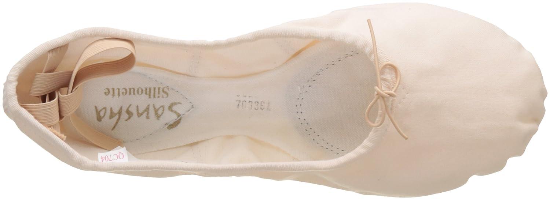 Sansha 3c Silhouette Chaussures de Danse Demi-Pointes Femme SAP86|#Sansha