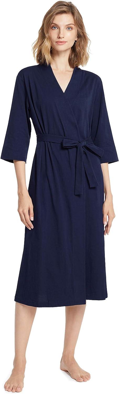 SIORO Mujer Vestido Pijama Vestido Pijama Suaves Ropa Dormir Camisón Lencería Largo