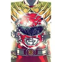 Mighty Morphin Power Rangers (2016) #46 VF/NM-NM Red Ranger Foil Cover