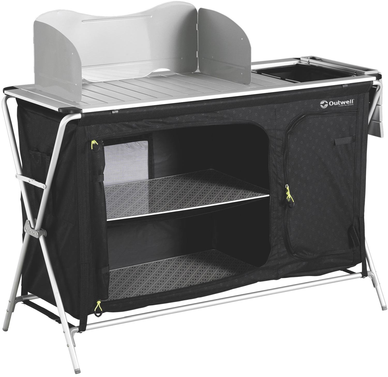 Outwell Richmond - Armario para Camping Ajustable, Marco de Aluminio ...