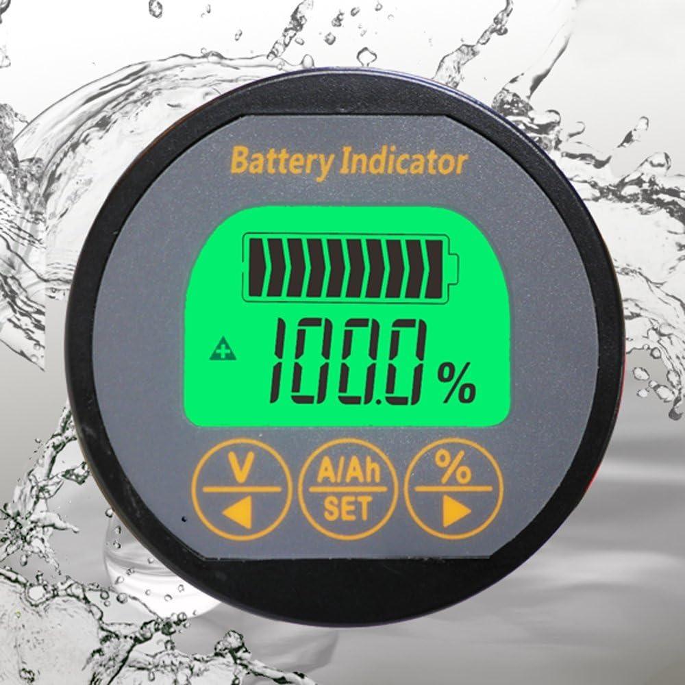AiLi Voltmeter Ammeter Voltage Current Meter Voltmeter Ammeter 100V 350A Caravan RV Motorhome