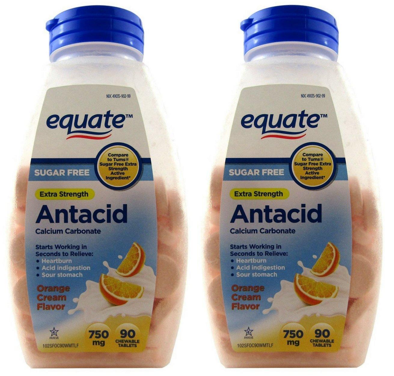Best Natural Antacid Foods