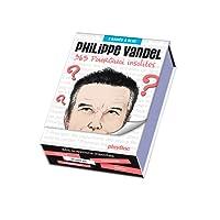Calendrier 365 Pourquoi insolites de Philippe Vandel - L'Année à Bloc