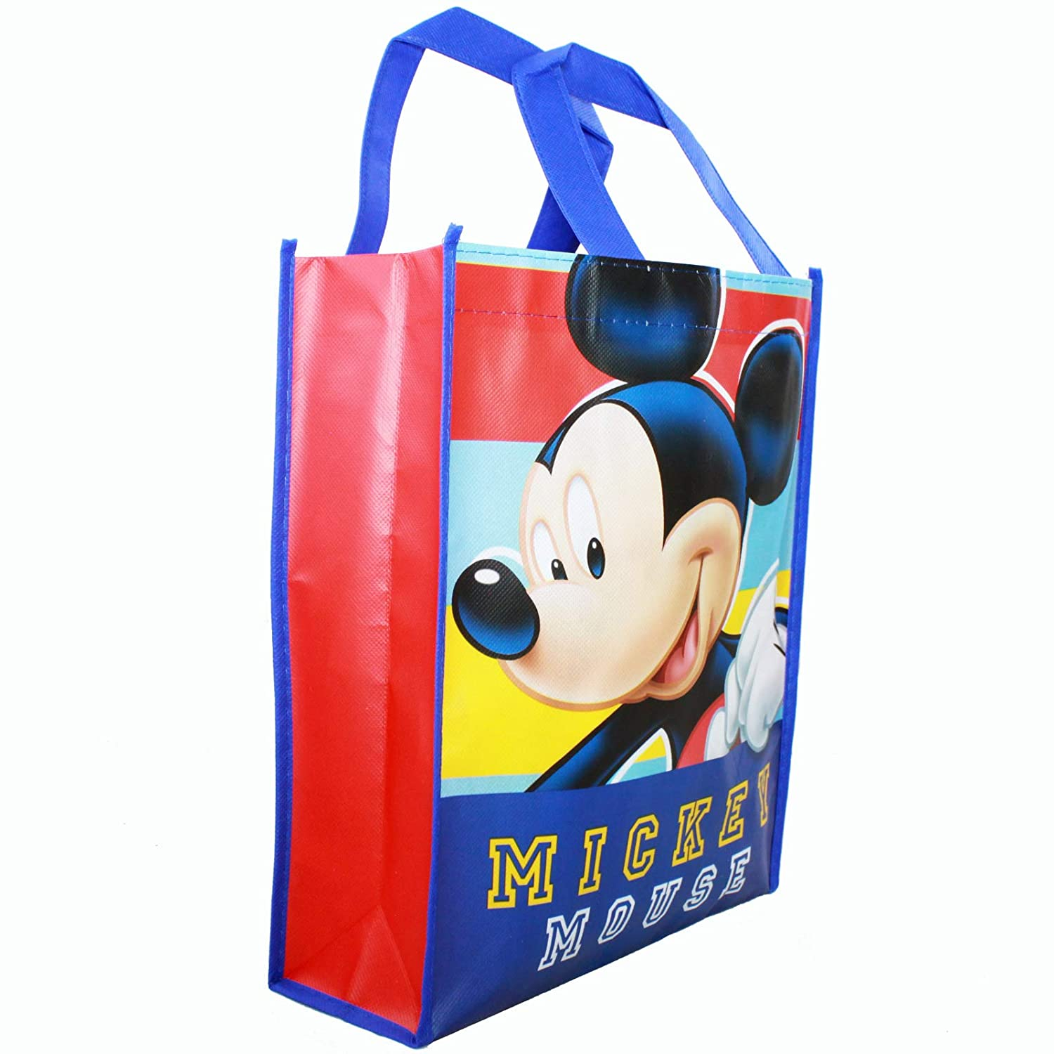 KidPlay Products Mickey Mouse Clubhouse Reusable Non Woven Tote Bag 12 Inch
