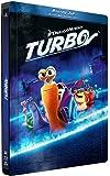 Turbo [Combo Blu-ray 3D + Blu-ray + DVD - Édition boîtier SteelBook]
