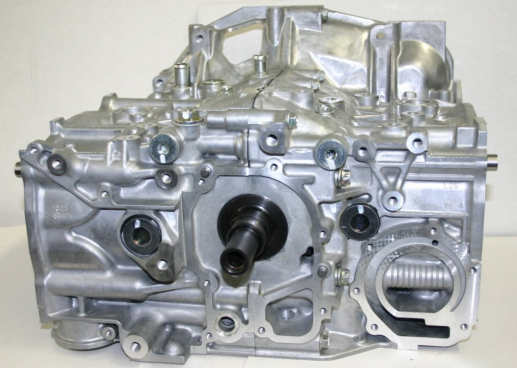 Genuine Subaru 10103AC050 Short Block Engine Ay, 1 Pack