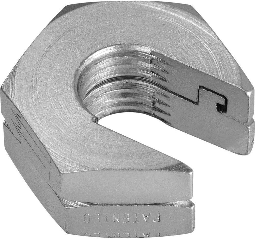 Befestigungselemente T-Nutenmutter f/ür T-Nuten-Aluminiumextrusion zum Anschluss M10 T-Gleitmutterblock Ginyia T-Nutenmutter