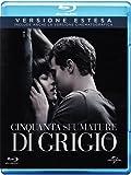 Cinquanta Sfumature di Grigio (Versione Cinematografica + Versione Estesa) (Blu-Ray)